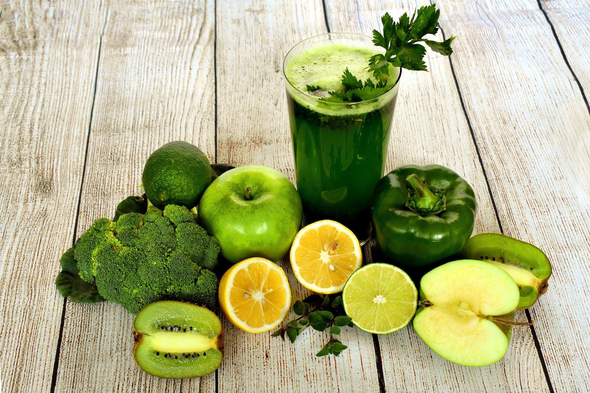 Vegetarische of veganistische voeding